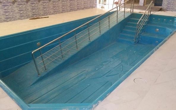 Fiberglass Swimming Pool Manufacturers Portable Swimming Pool In India Dg Designs